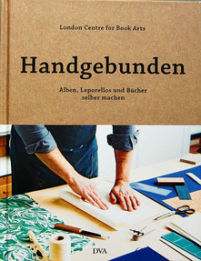 Fachbuch Handgebunden