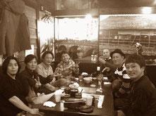 1月2日毎年、廣島の集い。
