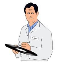 Dr. MINT (clipart pixabay)