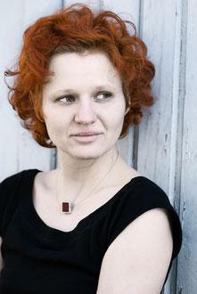 Künstler, Zwischen Zeit, Tina Wohlfarth, Portraitfoto