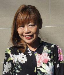 ベテランスタイリストの佐久間圭子です