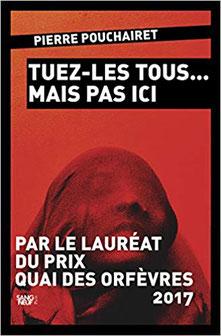 Chronique littéraire roman policier thriller suspenses enquête terrorisme manipulation crime guillaume cherel