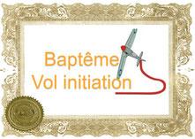 Aeroclub de Sens - Bapteme et Vol initiation