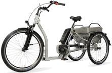 Pfau Tec Grazia Bosch Elektro-Dreirad für Erwachsene - Shopping-Dreirad 2017
