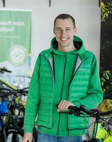 Sascha van Steen, Dreirad-Zentrum
