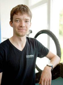 Stefan aus der e-motion e-Bike Welt Erfurt