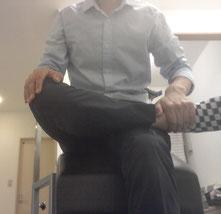 旅行で腰を痛めた奈良県大和高田市の整体師