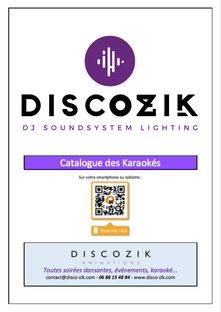 Pratique : le catalogue sur votre smartphone ou sur votre tablette...