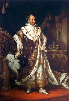 bsonders BAYERISCH Artikel - König Max I. Joseph von Bayern