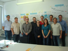 Back in Berlin, Project Management Workshop, 13. as well as from 16. to 18th September 2013