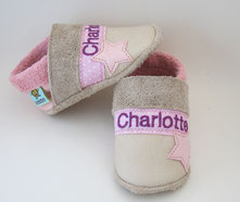 Taufschuhe BIO-Leder, Schuhe mit Namen, Krabbelschuhe personalisiert, Taufschuhe,nach Maß, breite Füße, schmalle Füße, Krabbelschuhe nach Maß,