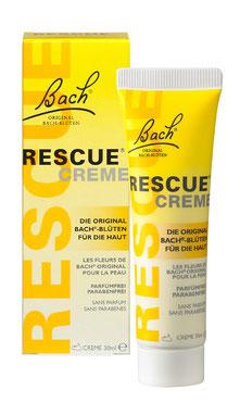Rescue Creme 30 ml Original Bach Blütenmischung Rescue Notfallmittel