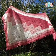 couleur naturelle, teinture textile, laine, soie, magasin de laine, développement durable, mérinos, laine locale, laine artisanale, kit, chale, fonty