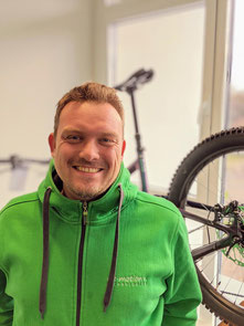 Marcel - Geschäftsführer Verkauf / Technik / Einkauf