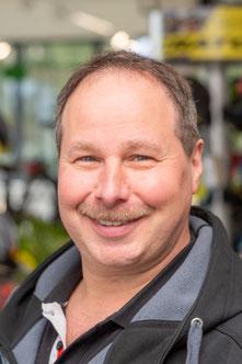 Mathias Zweiradmechaniker / Werkstatt