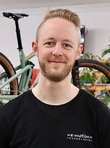 Markus Hinnenthal e-Bike Service
