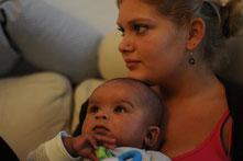Als Mütterpflegerin kümmere ich mich um dich und dein Baby