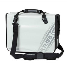 Ortlieb e-Bike und Pedelec-Tasche 2017 Office-Bag Black n White