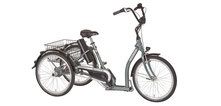 Pfau-Tec Torino Dreirad und Elektro-Dreirad für Erwachsene - Shopping-Dreirad 2017