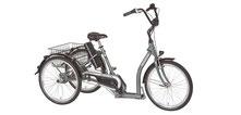 Pfau-Tec Torino Dreirad und Elektro-Dreirad für Erwachsene - Shopping-Dreirad 2020