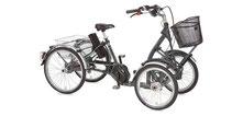 Pfau-Tec Monza Dreirad und Elektro-Dreirad für Erwachsene - Shopping-Dreirad 2017