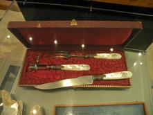 couteau du musee de Méru dans l'Oise