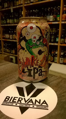 IPA von Flying Dog: Snake Dog India Pale Ale Bier