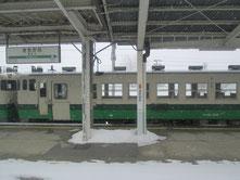 喜多方駅…蔵の町