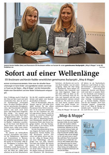 Zeitungsbericht vom 02.12.2018
