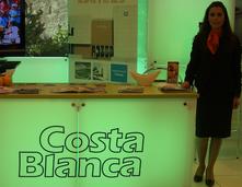 HOSTESSES IN FITUR - COSTA BLANCA