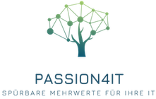 Logo Passion4IT