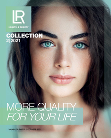 catalogue santé LR Health & Beauty System