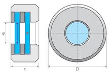 広帯域波長板の構造