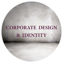 CORPORATE  DESIGN  &  IDENTITY