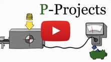 technisches Erklärvideo für P-Projects