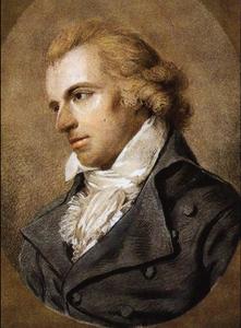 Friedrich Schiller im Jahr 1794