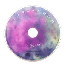 1er album A SEED (CD & digital)