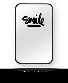 """Spiegelaufkleber """"SMILE"""" kaufen"""