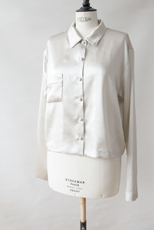 Jennifer Klein Couture Loungewear Lingerie Pyjama Detox Silk Line Seidenpyjama