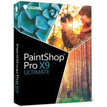 Corel PaintShop Pro X9 Ultimate disponible ici.