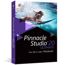 Pinnacle Studio 20 Ultimate disponible ici.