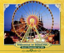Homepage Bellevue auf das Bild klicken
