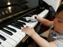 どれみ音楽教室 どれみらぼ 1才ピアノ マンツーマンリトミック