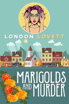 cover  Marigolds and Murder
