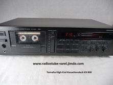 Yamaha Kassettendeck KX 800