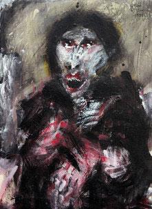 Nitkowski, l'un des artistes les plus tourmentés de la Collection