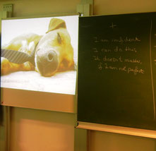 Presenting techniques seminar