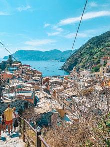 Vernazza, Cinque Terre, Fünf Dörfer