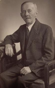 1901 Gründung Tischlerei Pollmer durch Adolf Pollmer