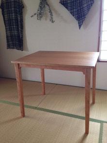 キトヒト kitohito 木工 家具 ダイニングテーブル